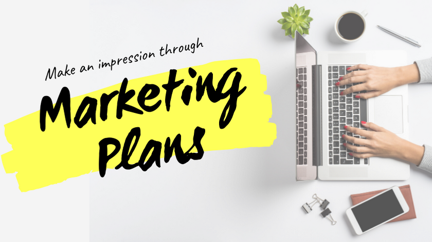 5 Tips for making a Marketing Plan