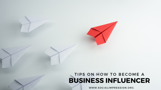 Tips on how to become a business leader